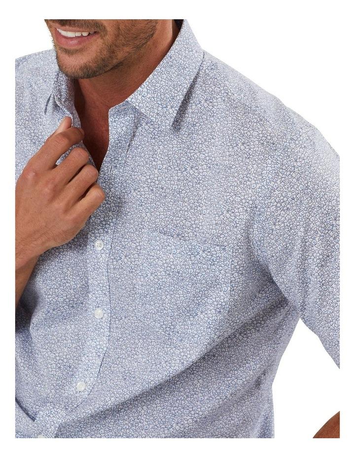 Casual Floral Print Short Sleeve Shirt image 3