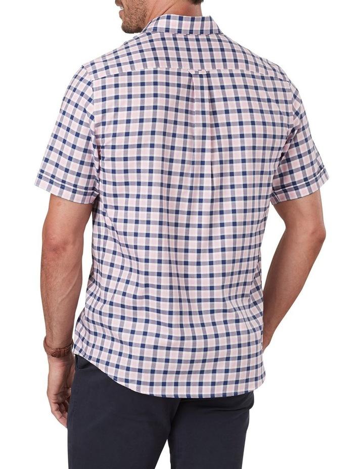 Easycare Oxford Check Short Sleeve Shirt image 2
