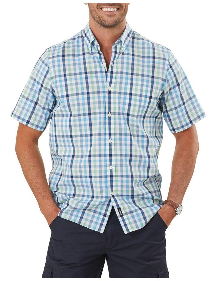 Check Short Sleeve Shirt image 1
