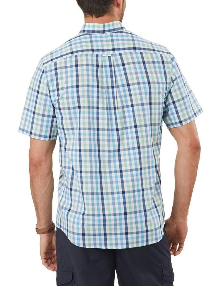 Check Short Sleeve Shirt image 2