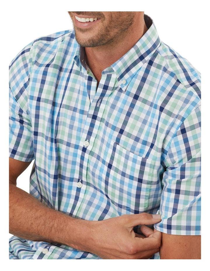 Check Short Sleeve Shirt image 3
