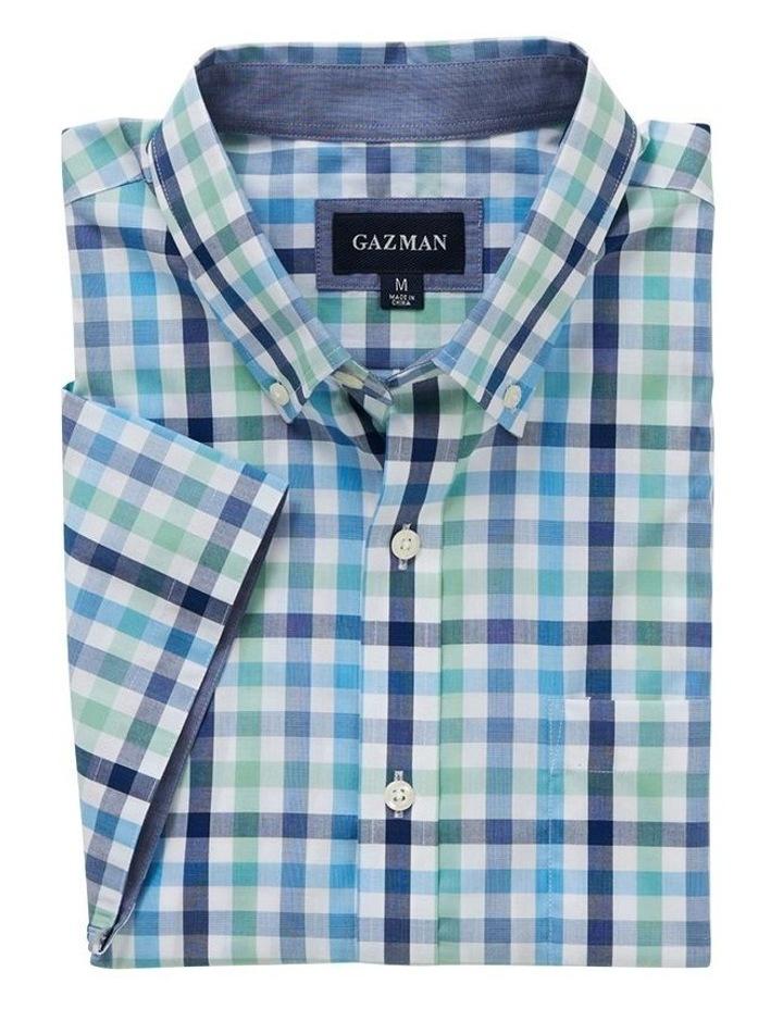 Check Short Sleeve Shirt image 4