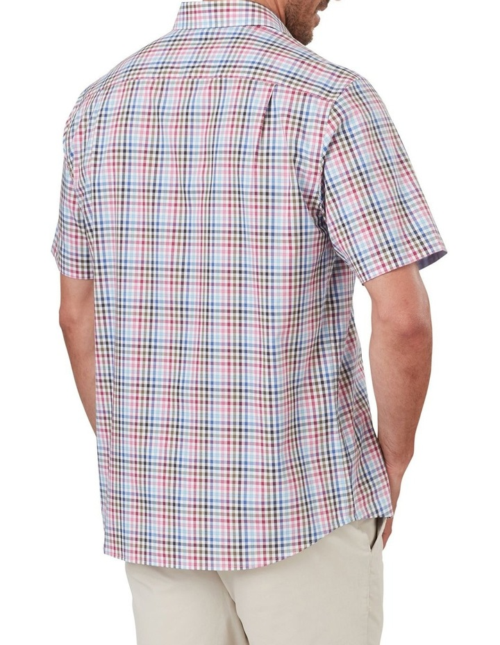 Easycare Multi Check Short Sleeve Shirt image 2