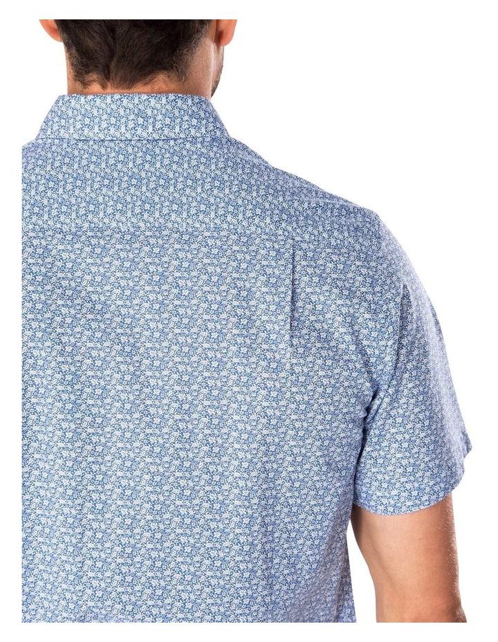Casual Turtle Print Short Sleeve Shirt image 3