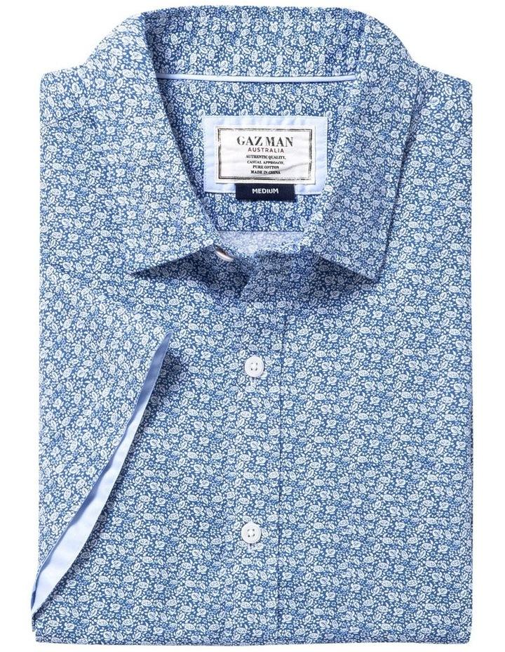 Casual Turtle Print Short Sleeve Shirt image 4