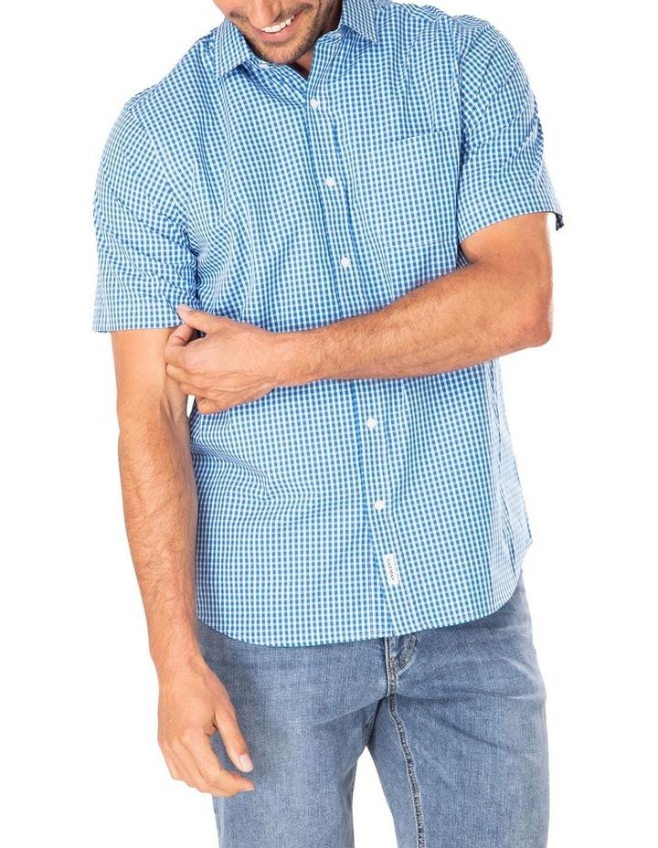 Easy Care Check Short Sleeve Shirt image 1
