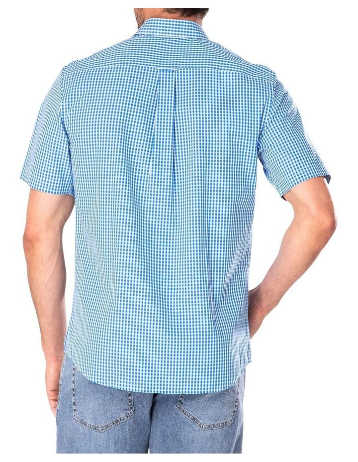Easy Care Check Short Sleeve Shirt image 2