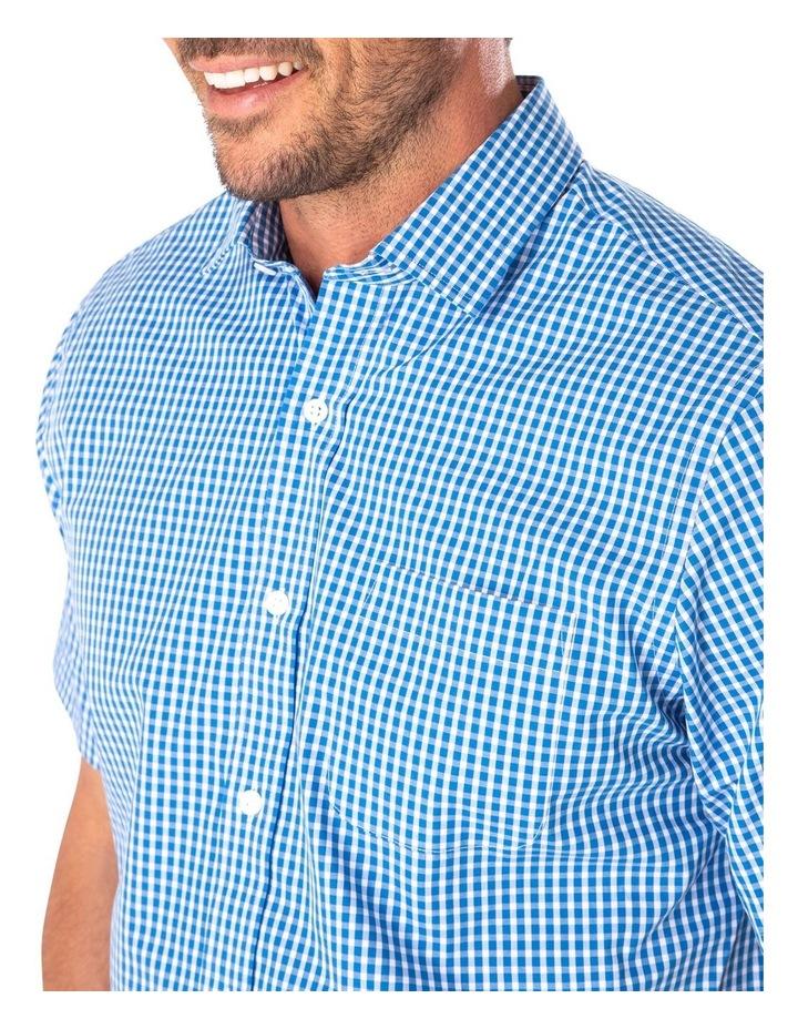 Easy Care Check Short Sleeve Shirt image 3
