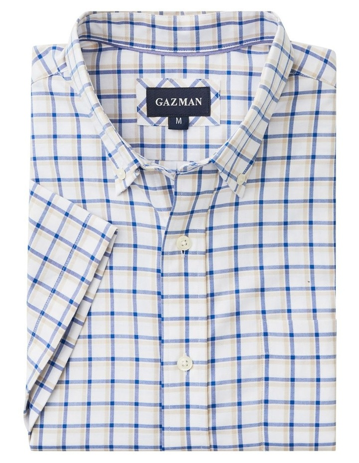 Easy Care Oxford Short Sleeve Shirt image 5