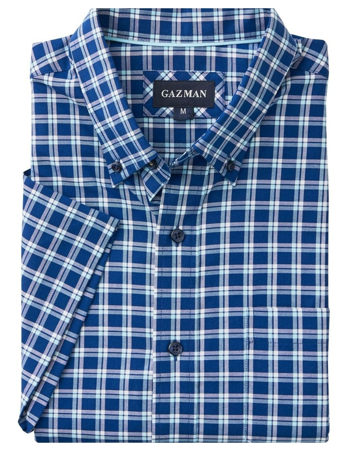 Easy Care Oxford Short Sleeve Shirt image 4