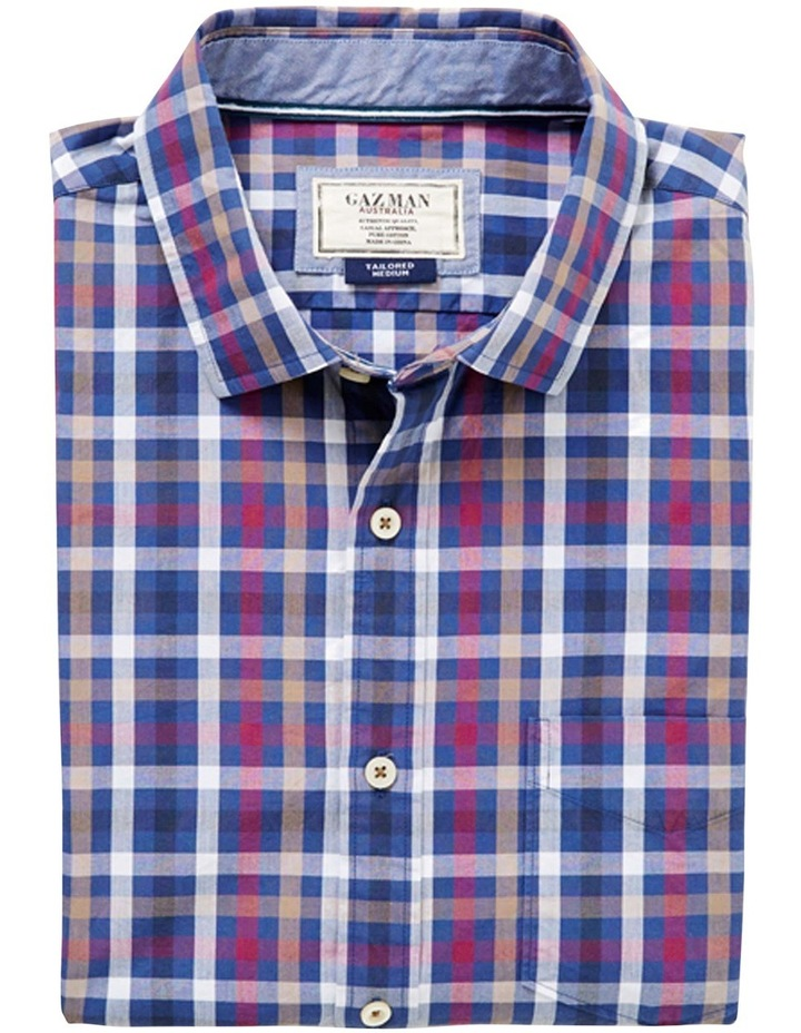 Casual Multi Check Shirt image 2
