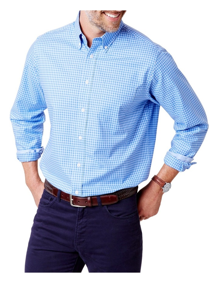Easy Care Oxford Gingham Shirt image 1