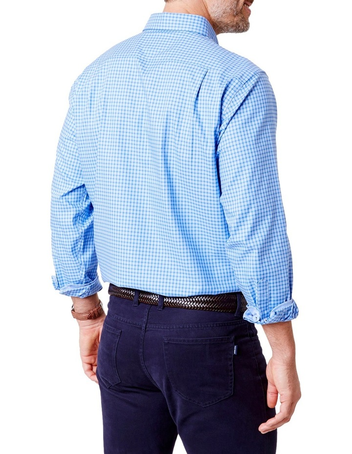 Easy Care Oxford Gingham Shirt image 2