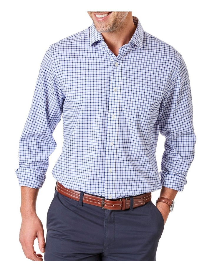 Easy Care Check Long Sleeve Shirt image 1
