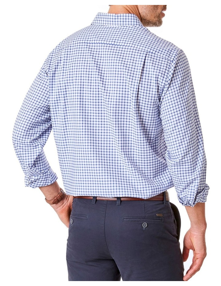 Easy Care Check Long Sleeve Shirt image 2
