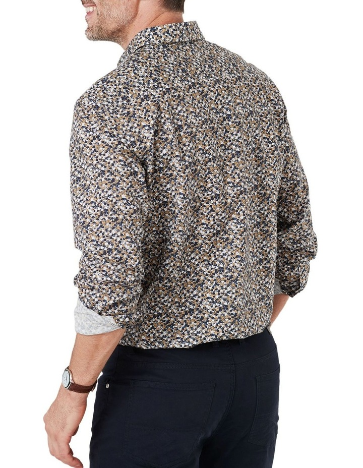 Smart Floral Print Long Sleeve Shirt image 2