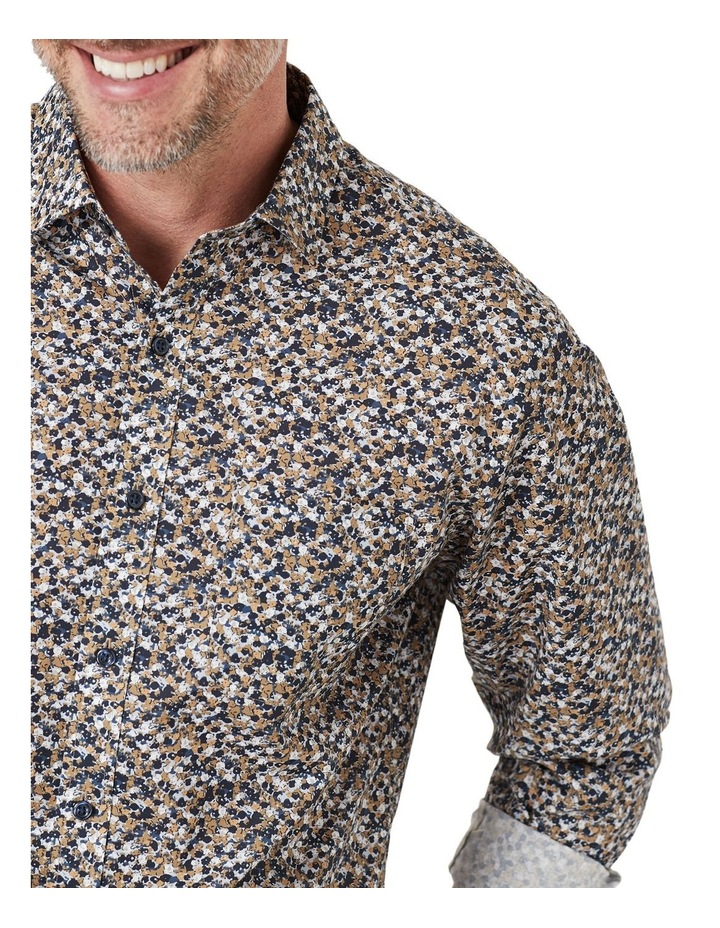 Smart Floral Print Long Sleeve Shirt image 3