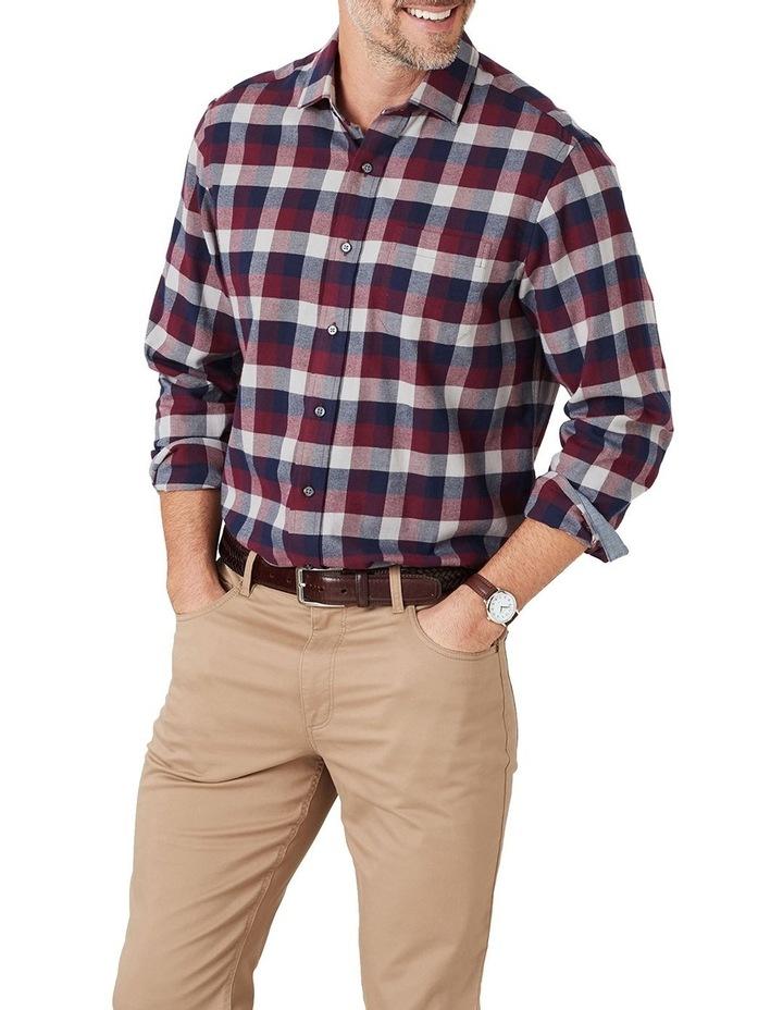Brush Twill Long Sleeve Shirt image 1