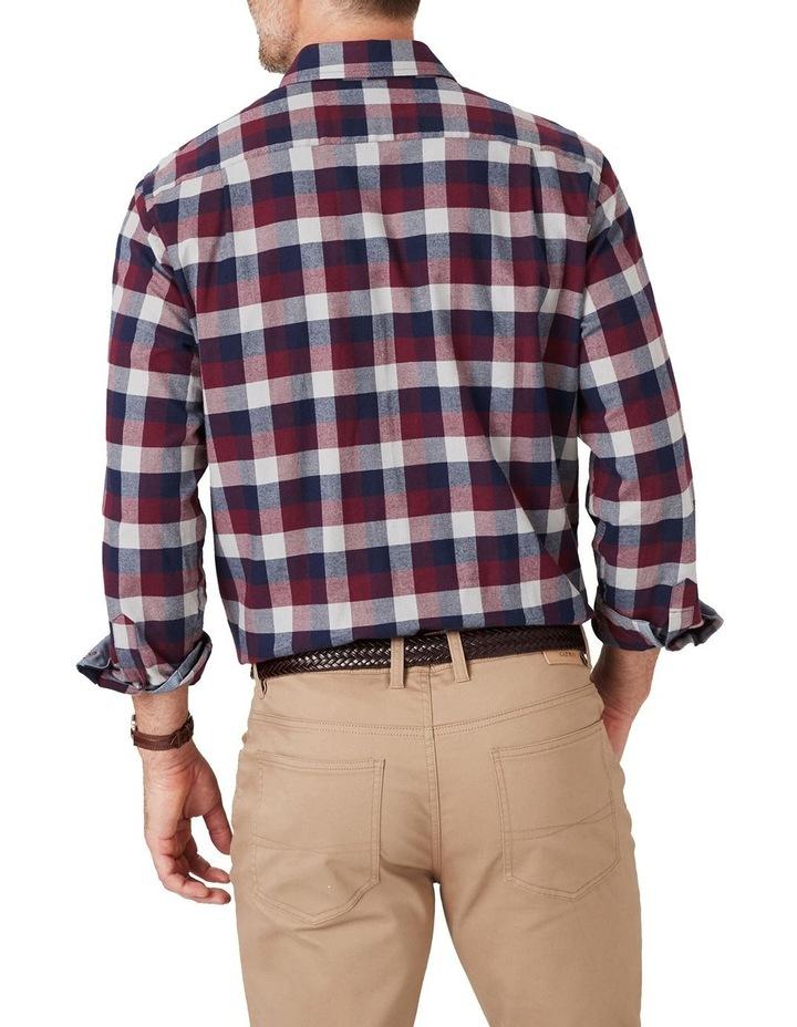 Brush Twill Long Sleeve Shirt image 2