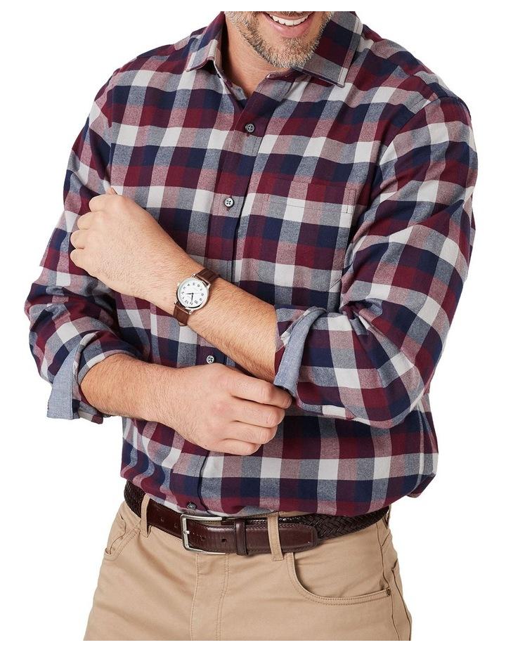 Brush Twill Long Sleeve Shirt image 3