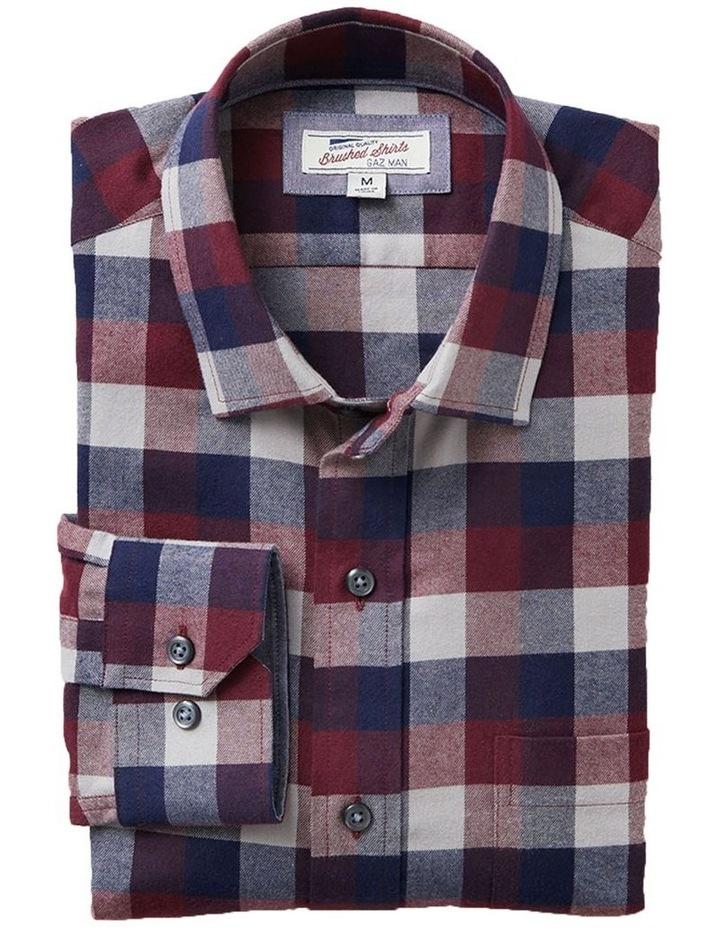 Brush Twill Long Sleeve Shirt image 4