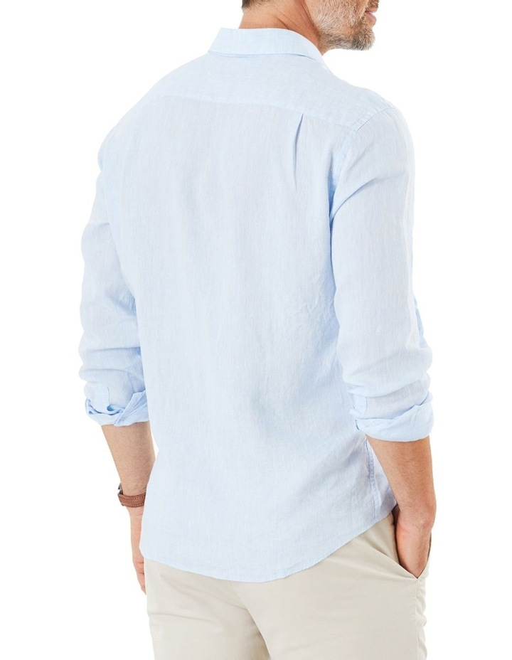 Pure Linen Long Sleeve Shirt image 2