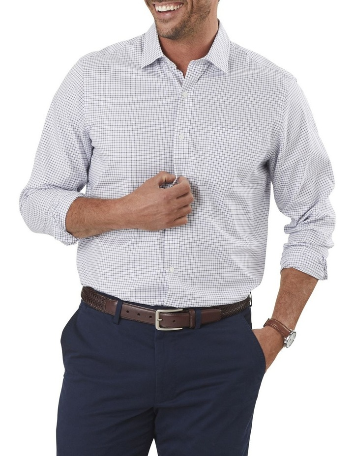 Easy Care Classic Check Long Sleeve Shirt image 1