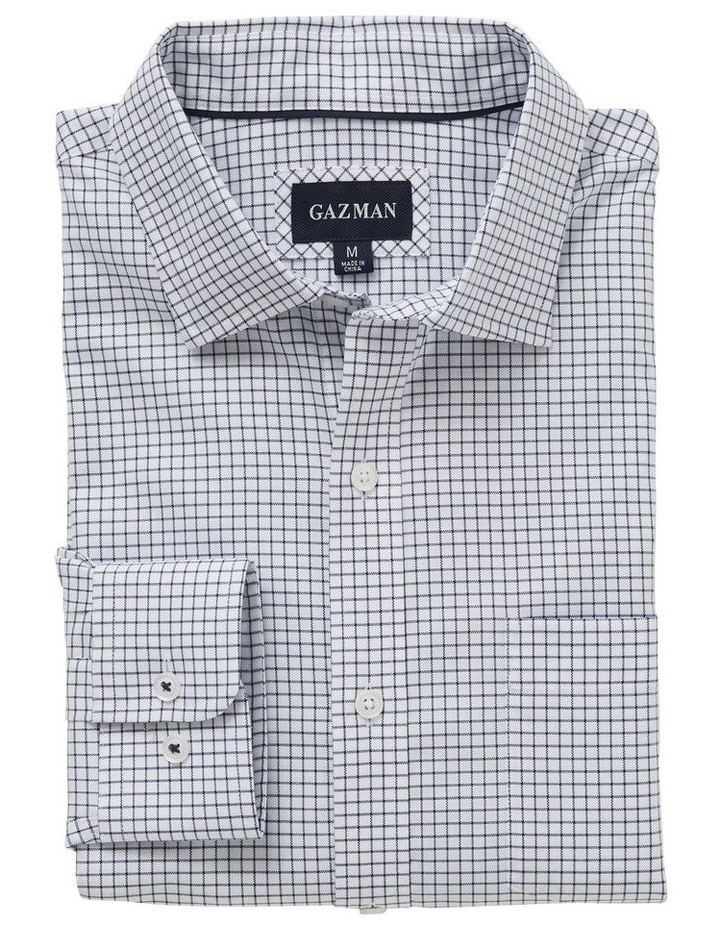 Easy Care Classic Check Long Sleeve Shirt image 4