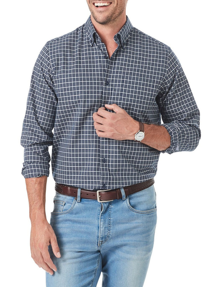 Easy Care Oxford Long Sleeve Shirt image 1