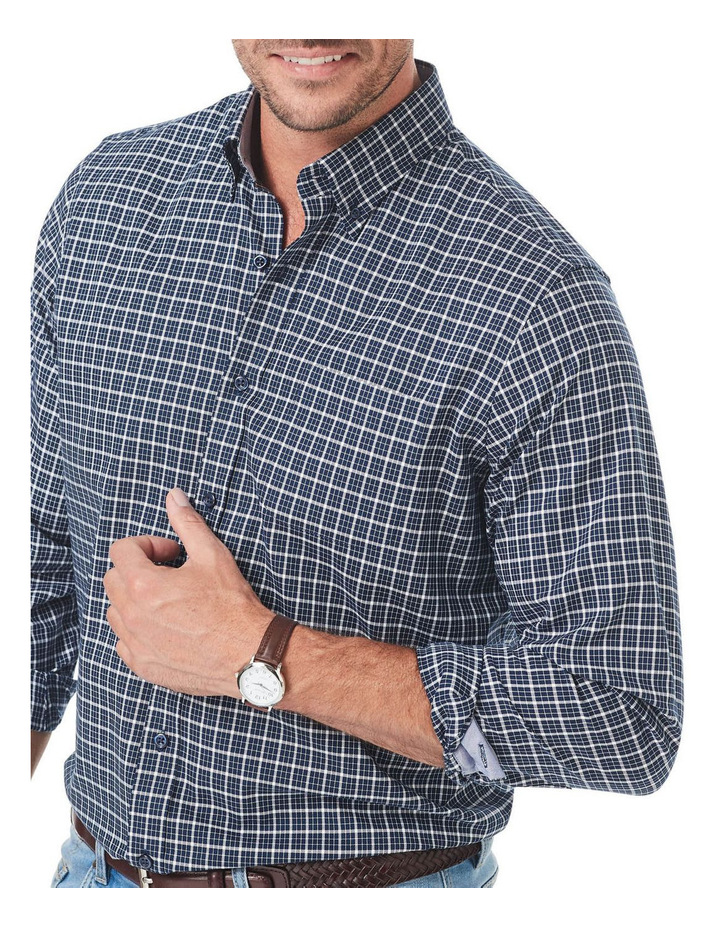 Easy Care Oxford Long Sleeve Shirt image 3