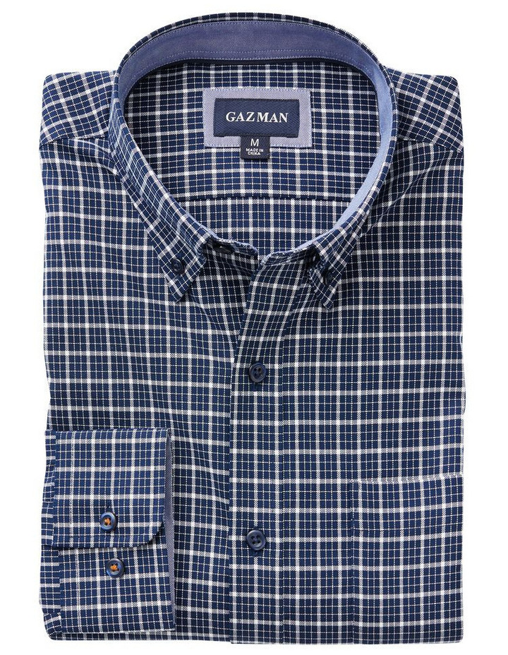 Easy Care Oxford Long Sleeve Shirt image 4