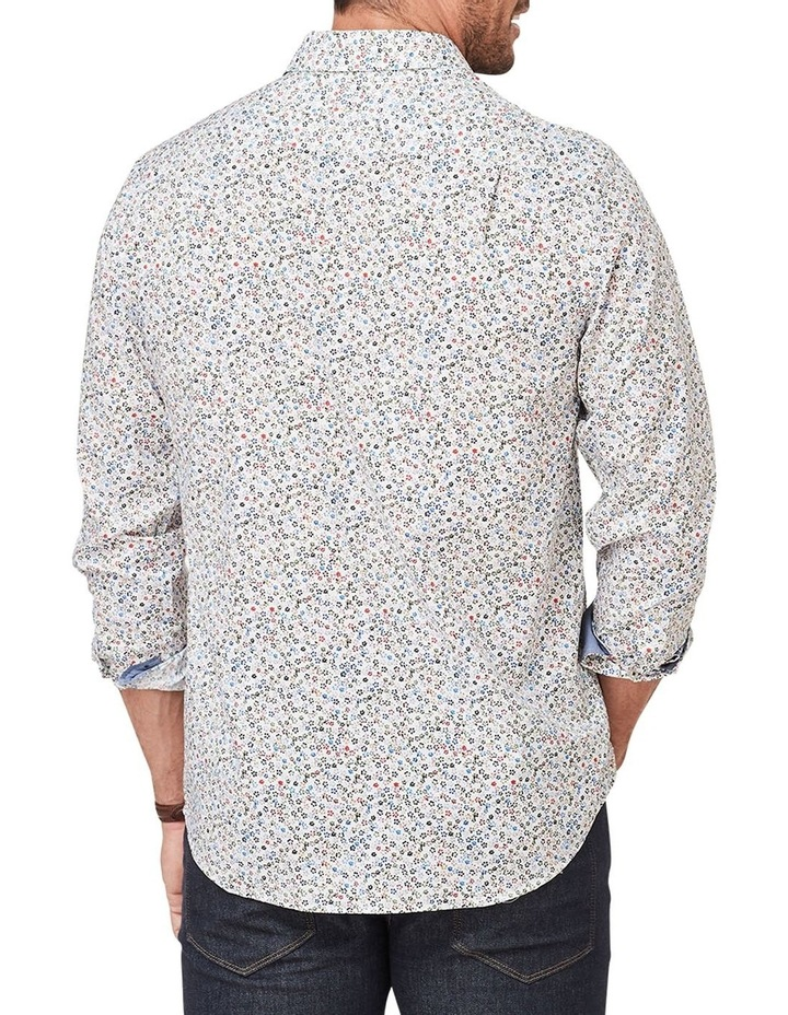 Smart Floral Print Long Sleeve Shirt image 2