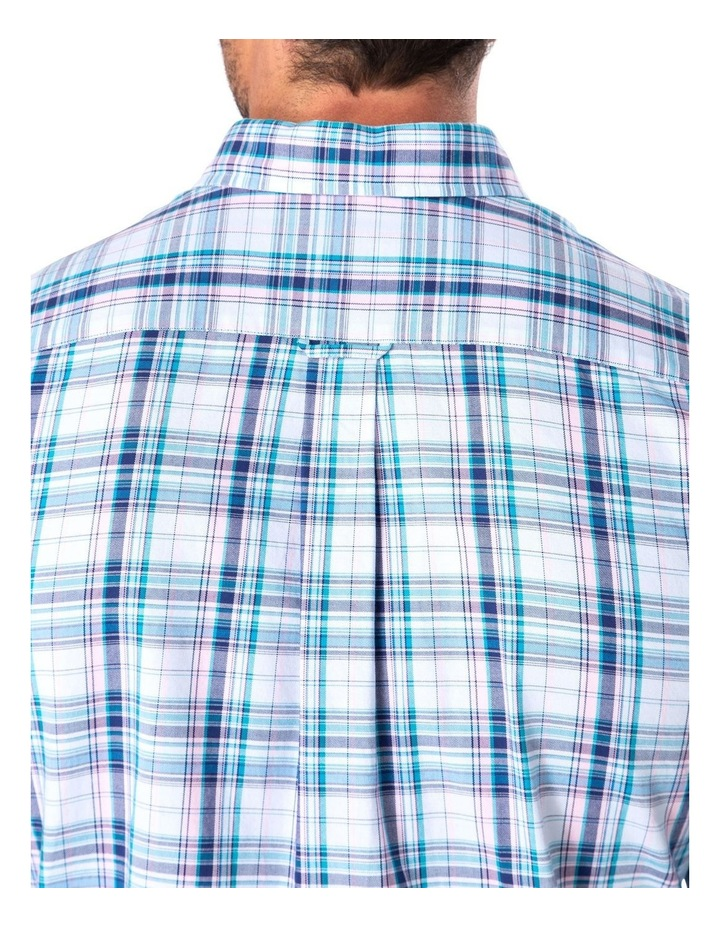 Easy Care Oxford Multi Check Long Sleeve Shirt image 3
