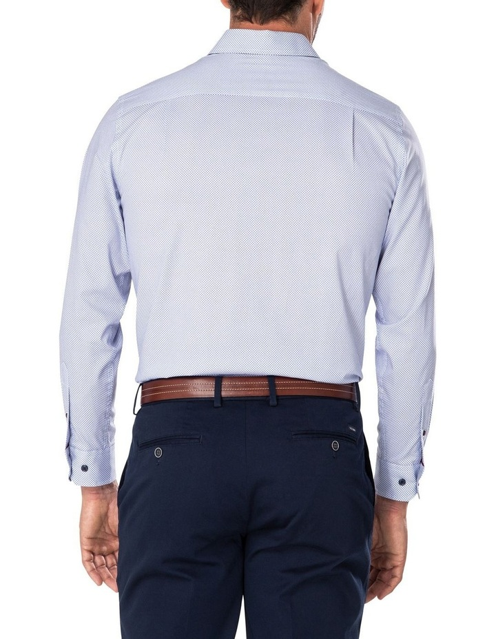 Smart Diamond Geo Print Long Sleeve Shirt image 2