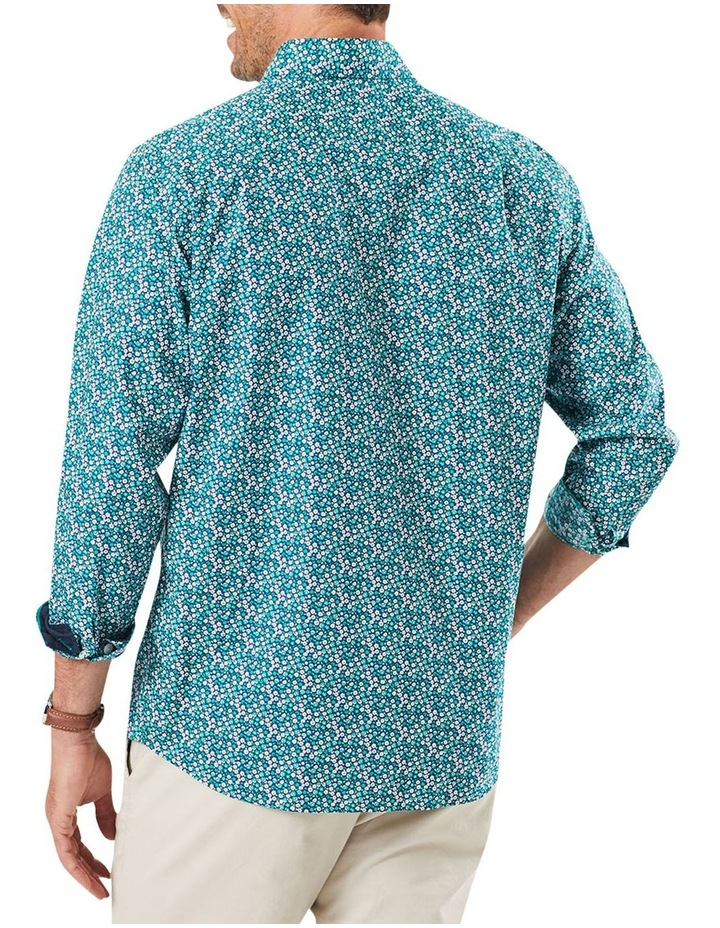 Floral Print Long Sleeve Shirt image 2