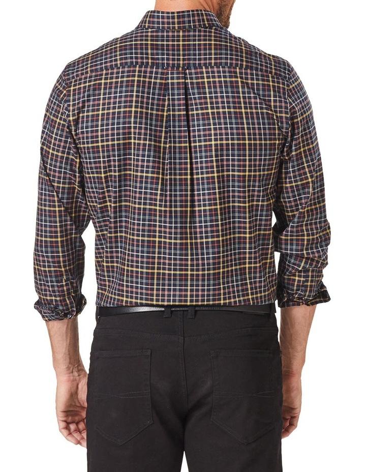 Easy Care Check Long Sleeve Shirt image 2