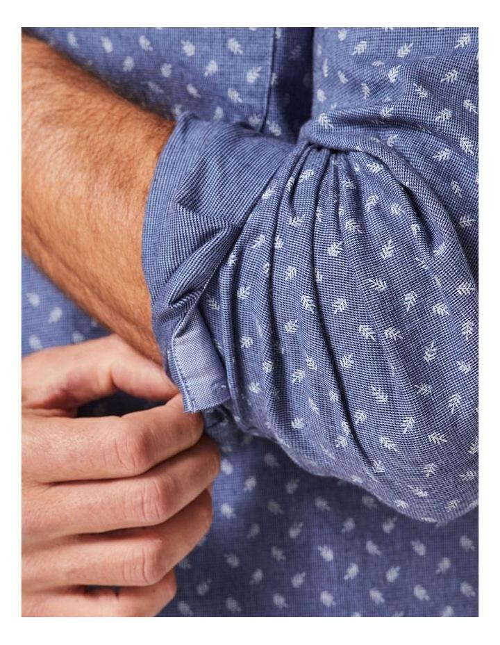 Tailored Brushed Fern Pring Long Sleeve Shirt image 4