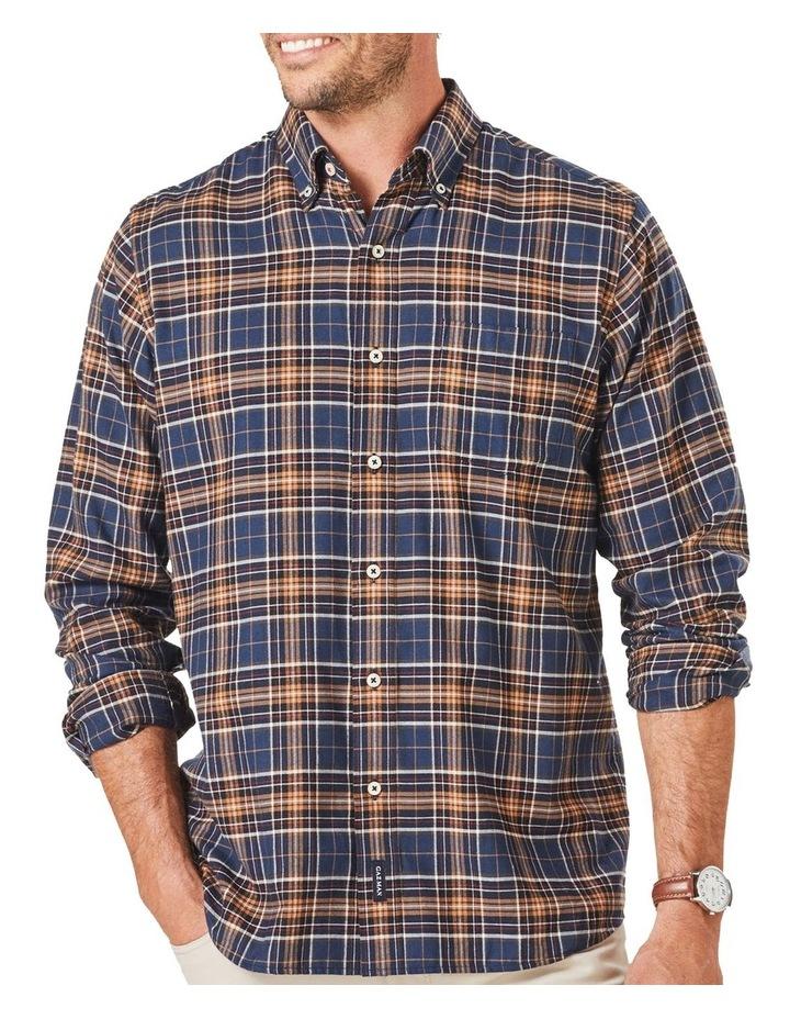 Brushed Multi Twill Check Long Sleeve Shirt image 1