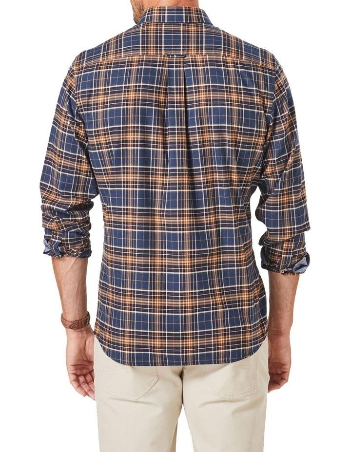Brushed Multi Twill Check Long Sleeve Shirt image 2
