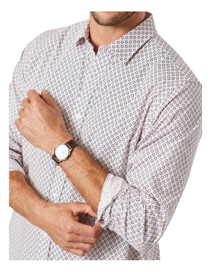 Casual Floral Print Long Sleeve Shirt image 3