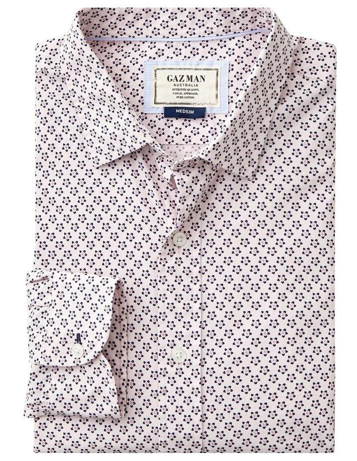 Casual Floral Print Long Sleeve Shirt image 5