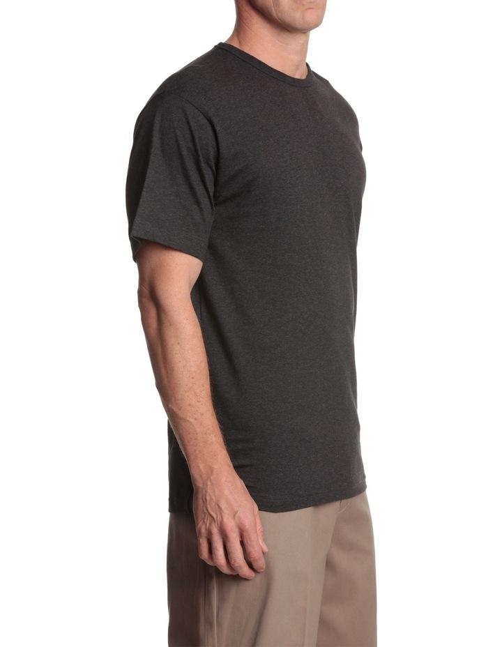 Short Sleeve Basic Tee image 2