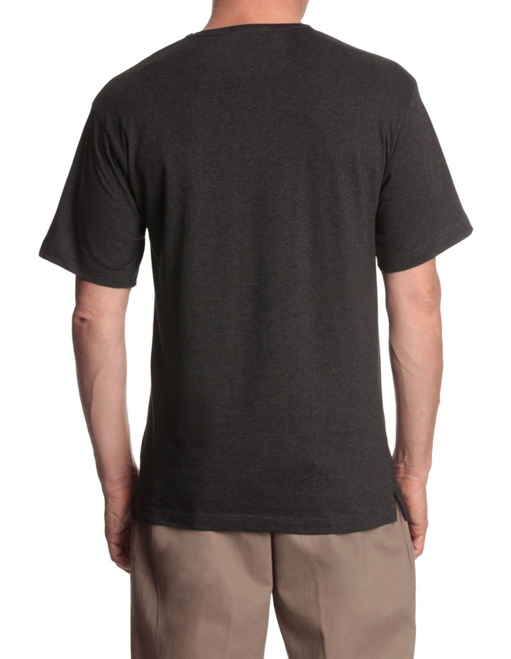 Short Sleeve Basic Tee image 3