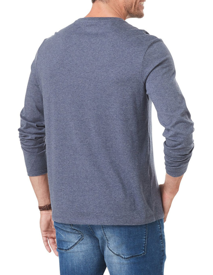 Long Sleeve Pocket Tee image 2