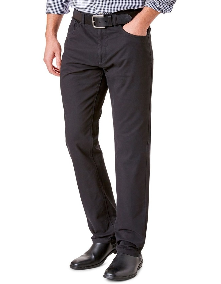 Stretch Bedford Cord Pant image 1
