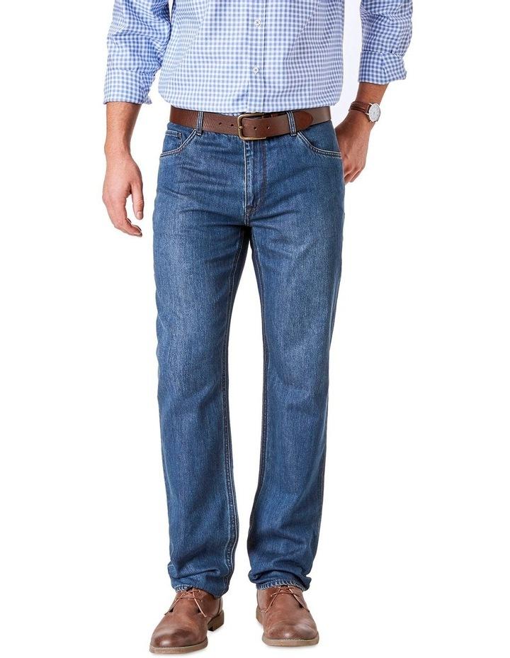 Straight Tencel Jean image 1