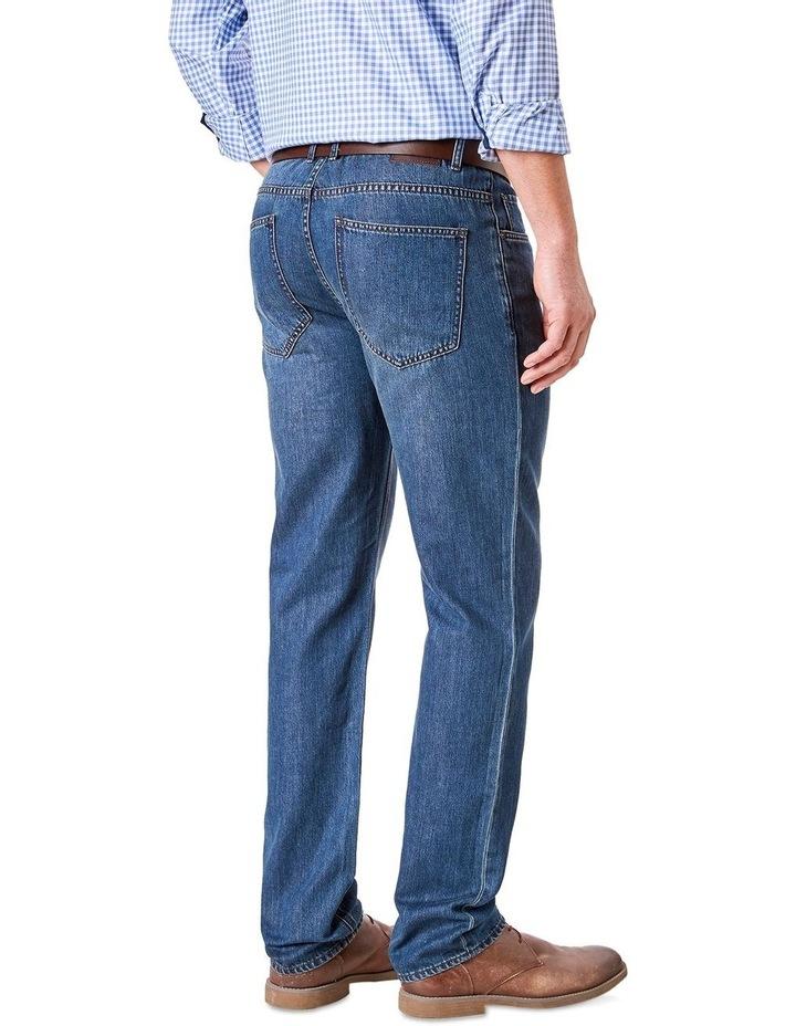 Straight Tencel Jean image 2