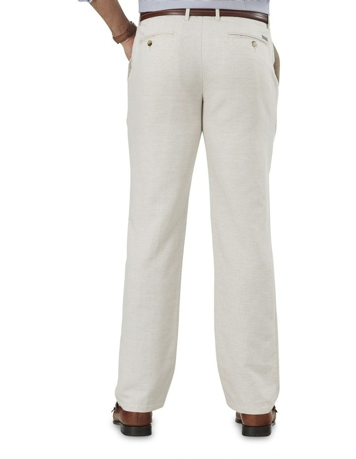 Light Weight Linen Blend Pant image 2
