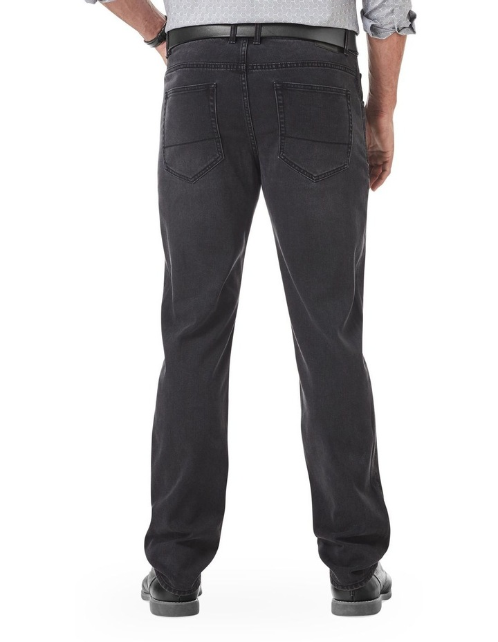 Tencel Denim Straight Fit Jean image 2