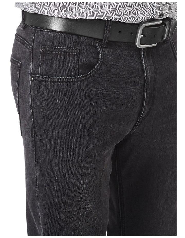 Tencel Denim Straight Fit Jean image 3